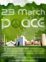 Pakistan Day by hamzahamo