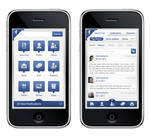 Facebook iPhone's application