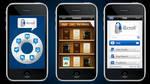 iScroll App Interface