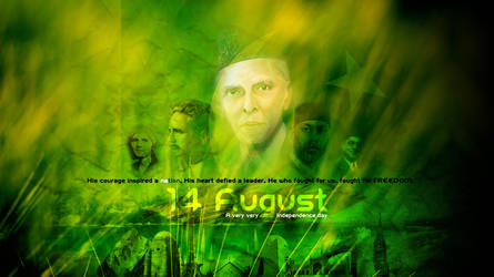14 August Freedom Day
