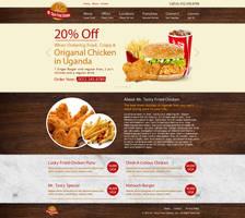 Mr. Tasty Fried Chicken by hamzahamo