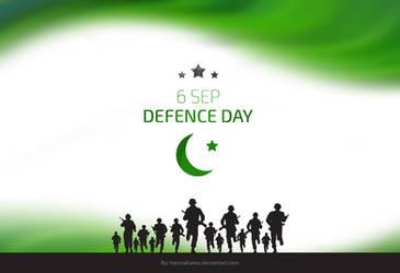 Pakistan Defence Day by hamzahamo