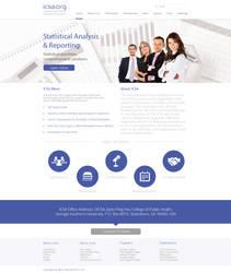 ICSA Web Design by hamzahamo