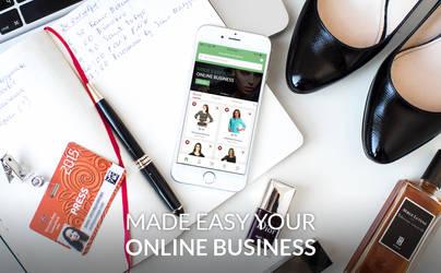 Online Shopping App by hamzahamo