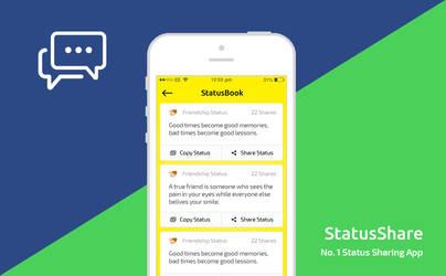 Status App by hamzahamo