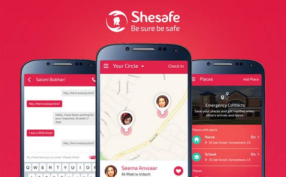 Women Saftey App