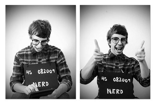The Nerd by kathykarate