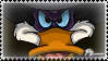 Darkwing Duck Stamp by Vega-Three