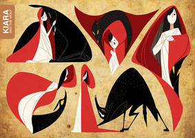 KIARA and the wolf
