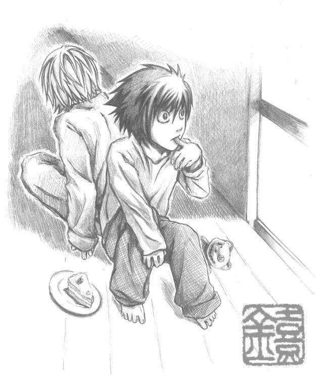 Neko L Chapter 1 a death note fanfic  FanFiction