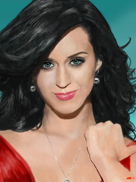 Katy Perry by Kokorokeke