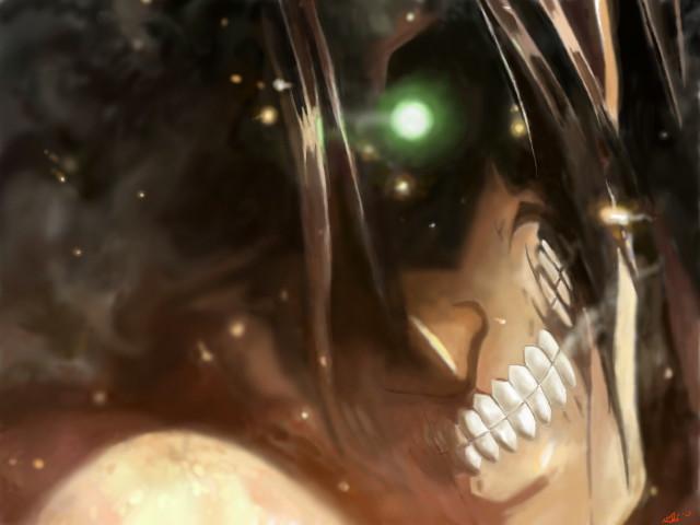 Titan by Kokorokeke