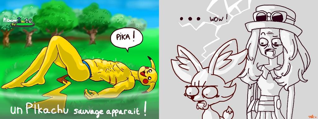 Pokemon X by Kokorokeke