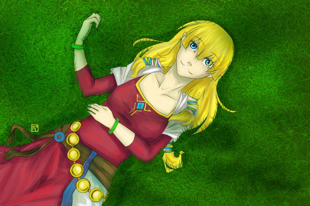 SS Zelda by maomiii