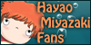 Hayao Miyazaki Fans Icon 2 by headlight