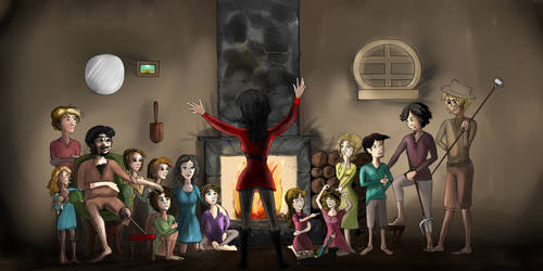 Kespa's Dragon Tale