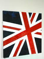 Union Jack Textured by chaplin007