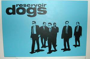 Reservoir Dogs Acrylics by chaplin007