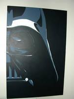 Star wars Darth Vader by chaplin007