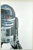 Star wars R2D2 by chaplin007