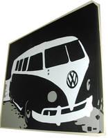 RETRO VW BUS by chaplin007
