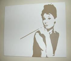 Audrey by chaplin007