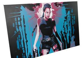 Angelina Jolie - Tomb Raider by chaplin007