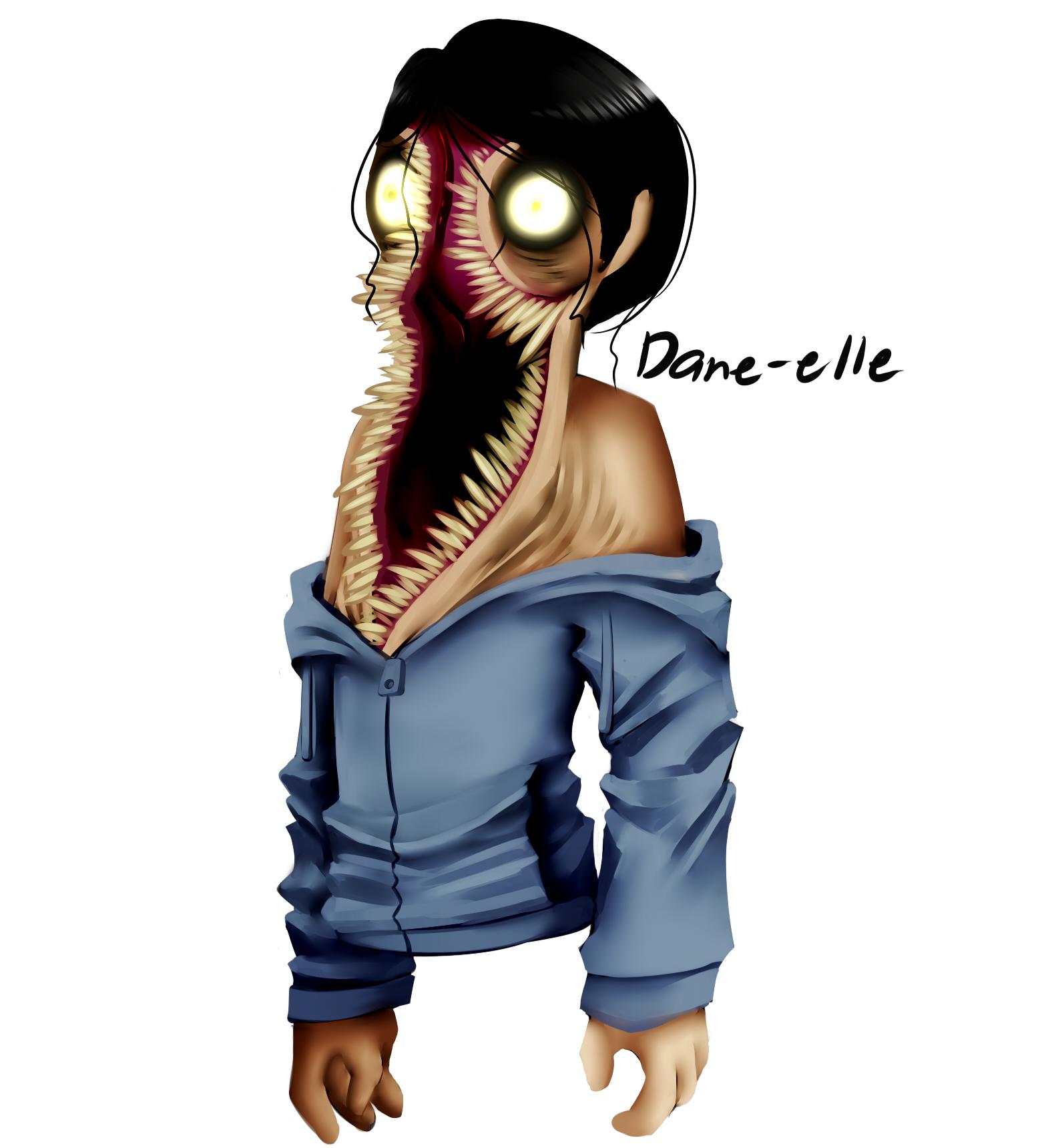 Monster Dane by Dane-elle