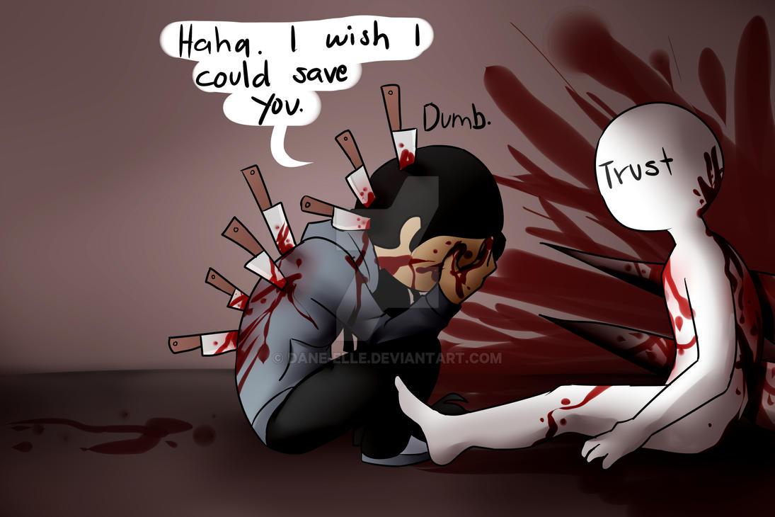 Dumb by Dane-elle