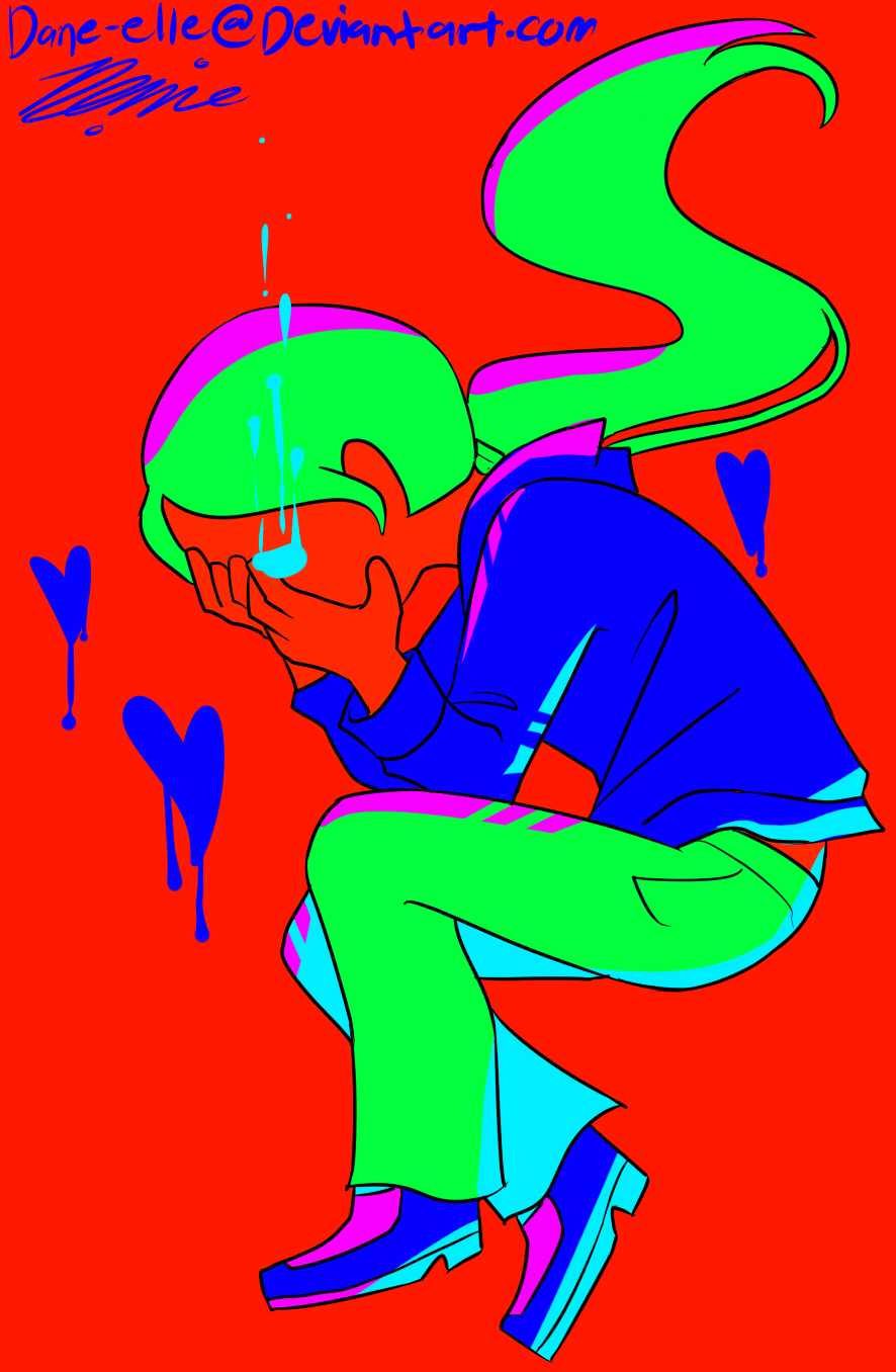 Eyestrain by Dane-elle