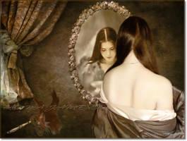 The mirror by JamesonAnna