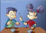 Tommy and Kimi by DESTIKIM
