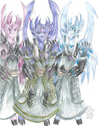 Memory of a Furious Trio by Socoolgirl94