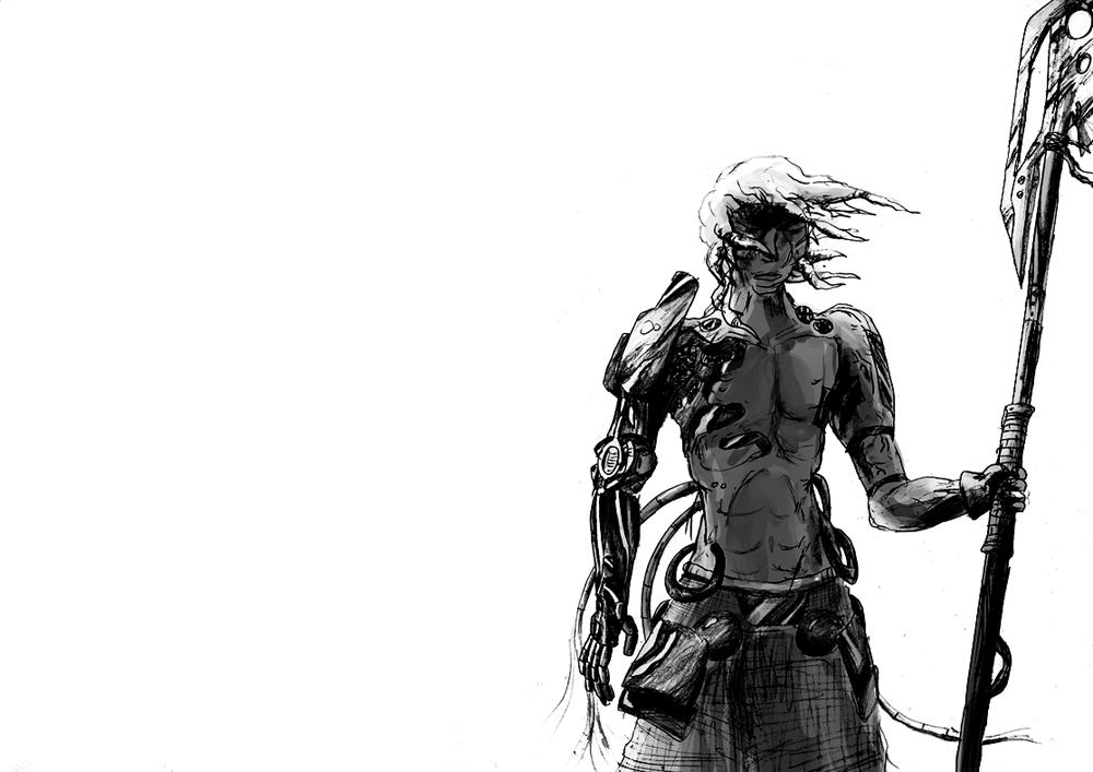 Baal by Kamikaye