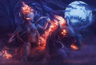 Jacky O Lantern by Kamikaye