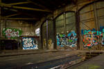Derelict railworks 1