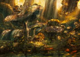 Mushroom Center