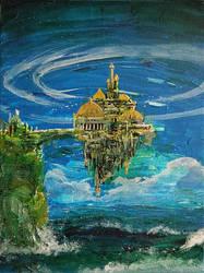 Floating Seas Castle