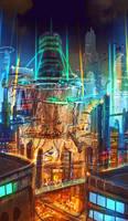 2d3d Future City