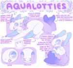 Aqualotties // Species Guide