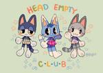 Head empty club