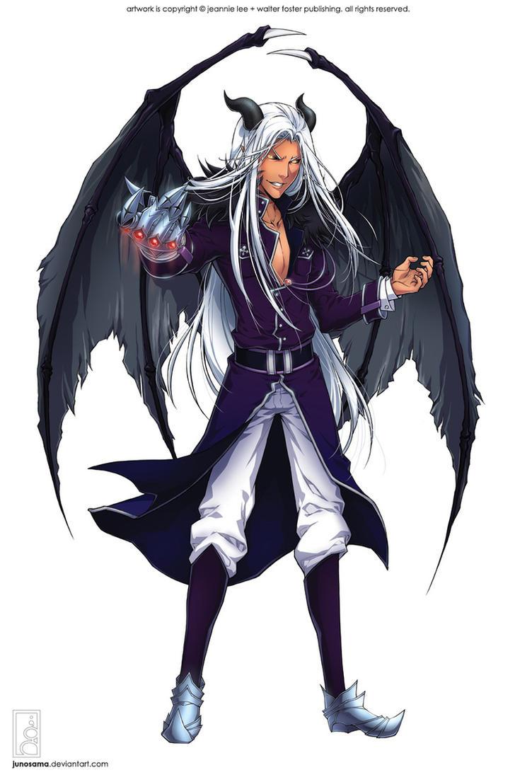 Dark Lord Zaim by junosama