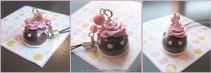 Rose Chocolate Charm