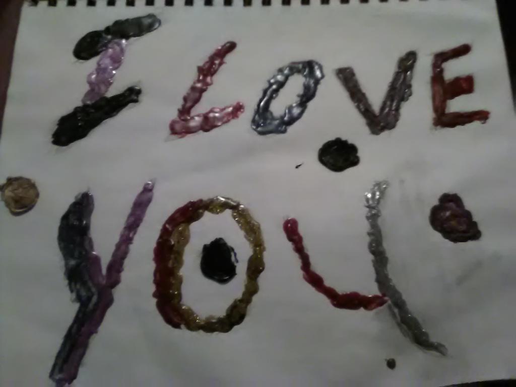 I Love You by Lylanthium
