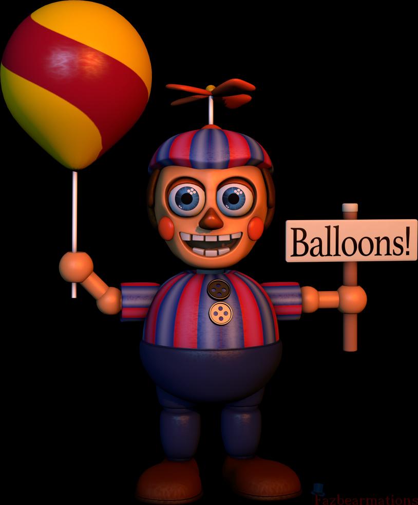 [SFM FNAF] Balloon Boy By Fazbearmations On DeviantArt