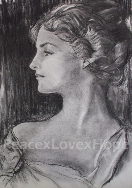 Beautiful Woman by PeacexLovexHope