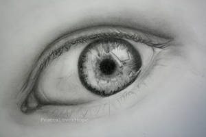 Eye Practice by PeacexLovexHope