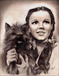 Judy Garland +Wizard of Oz+