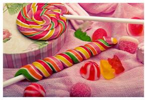 Colours Spirals by MEISerenade