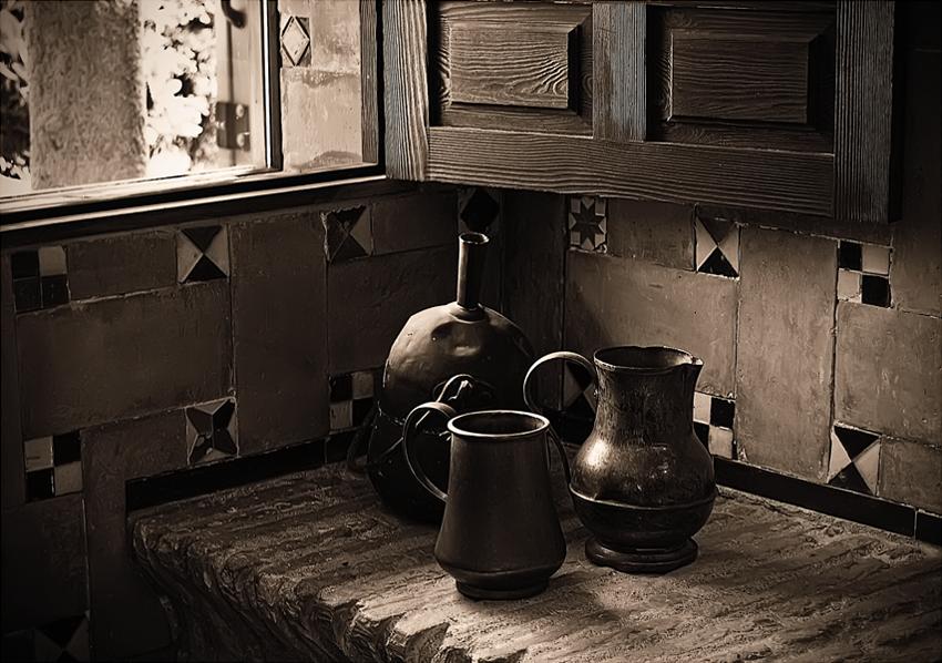 + La cocina del Greco + by Leather-lynx